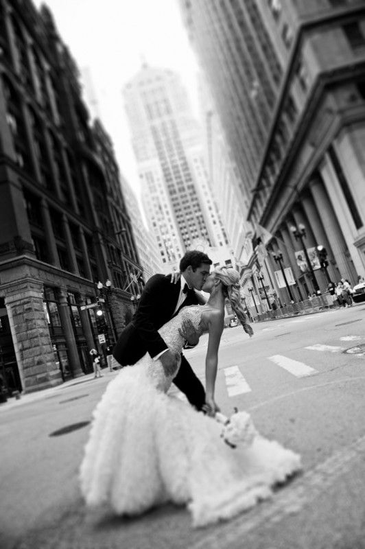 baiser mariage theme new york