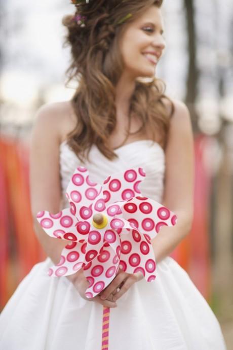 bouquet de la mariee one wed