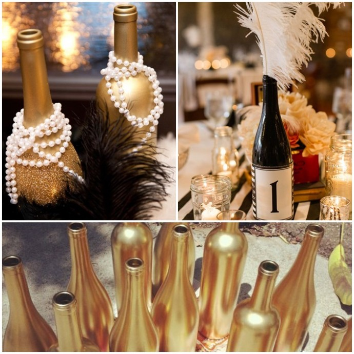 Decoration a faire soi meme pour un mariage id es et d - Decoration de table pour mariage a faire soi meme ...
