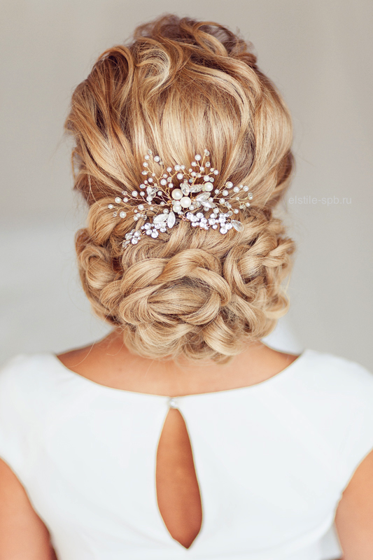 coiffure mariage avec broche my blog. Black Bedroom Furniture Sets. Home Design Ideas
