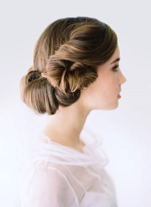 coiffure de mariee