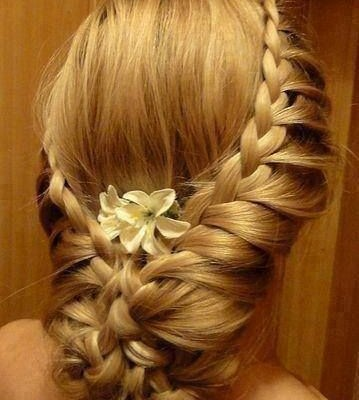 couronne tressee mariage