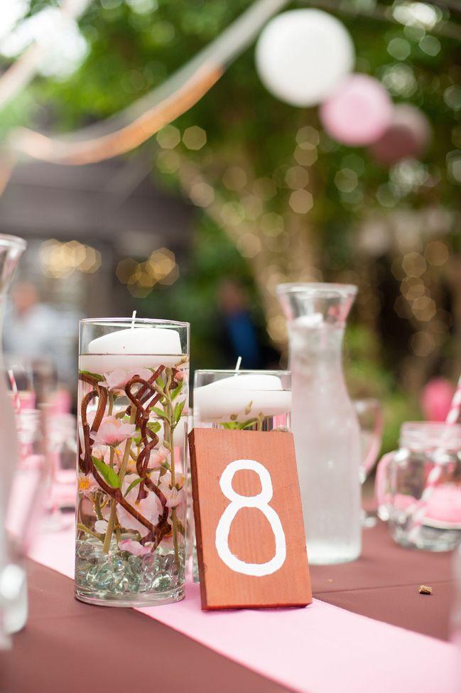 decoration de mariage ambiance japonaise