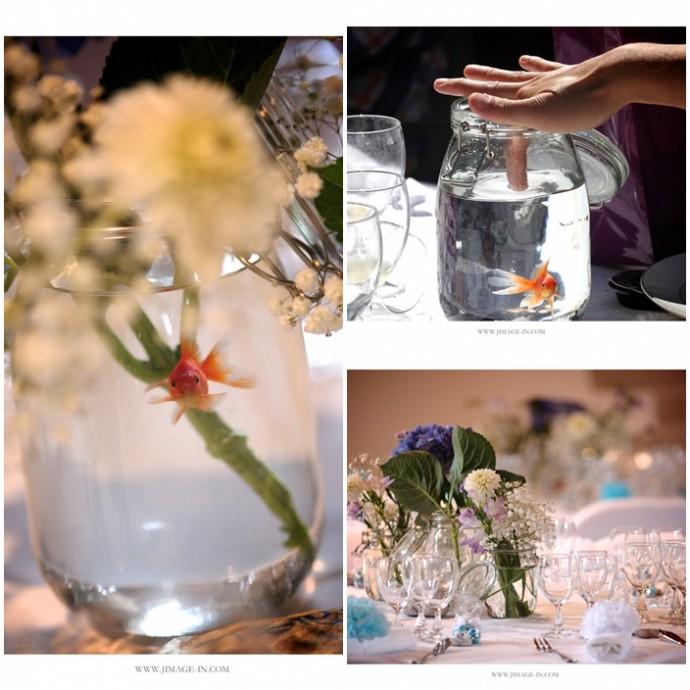 decoration mariage stephanie et maxime