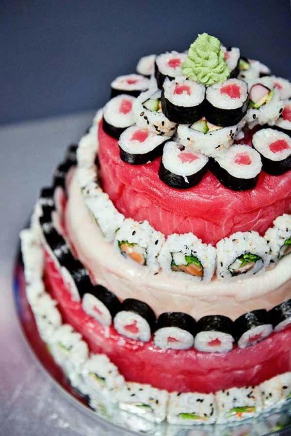 gateau sushi