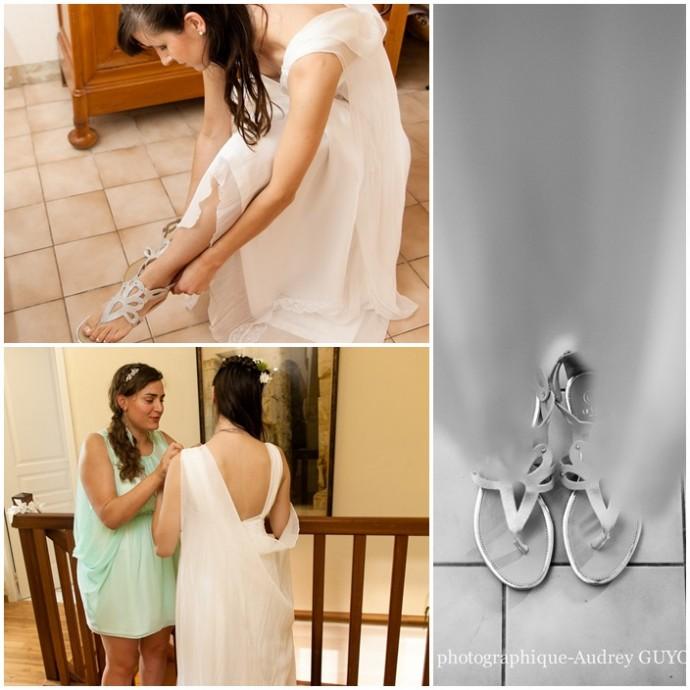 le mariage festival de virginia et clement  mariee