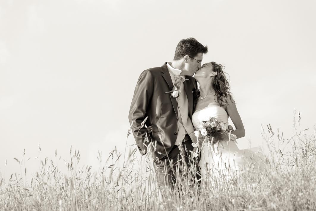 Le mariage romantique d'Alexandra et Julien en Bretagne
