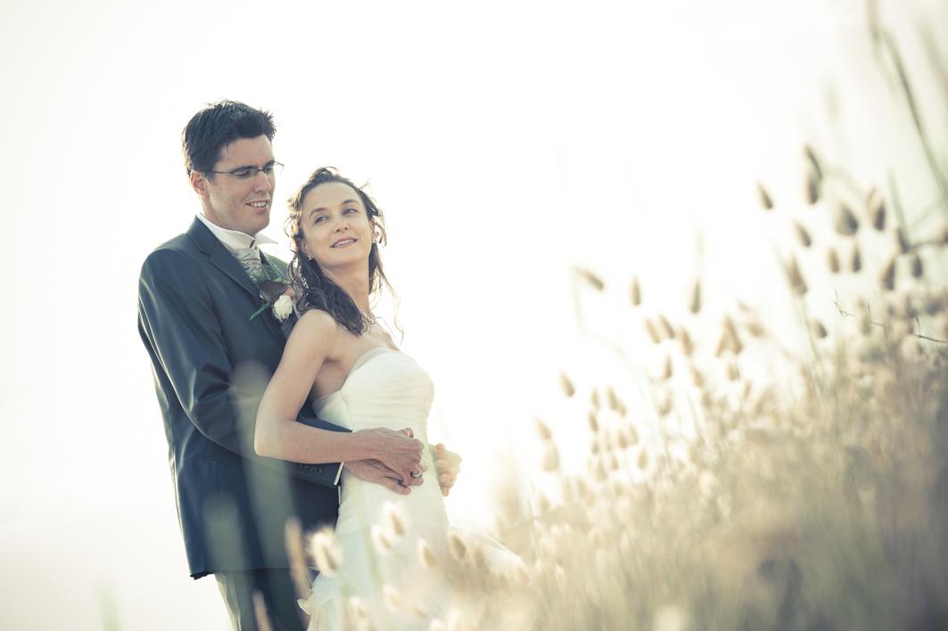mariage alexandra et julien romatique bretagne premiere photo