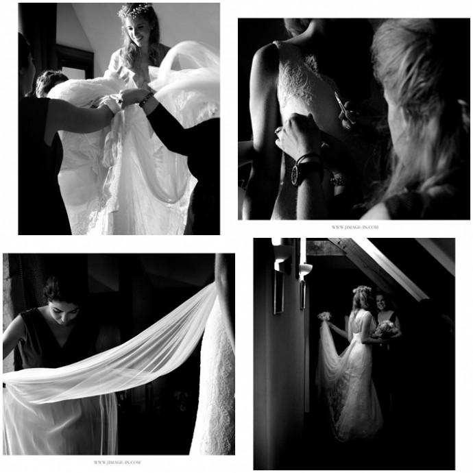 mariage de stephanie en bretagne