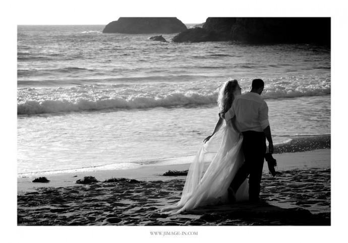 mariage de stephanie et maxime en belle ile en mer