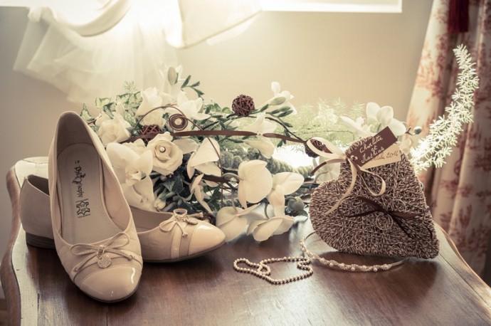 mariage en beige et chocolat de Mathias et Charlotte