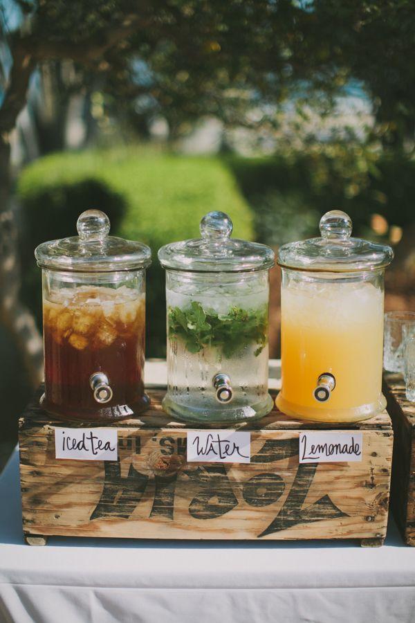 mariage kermesse boisson