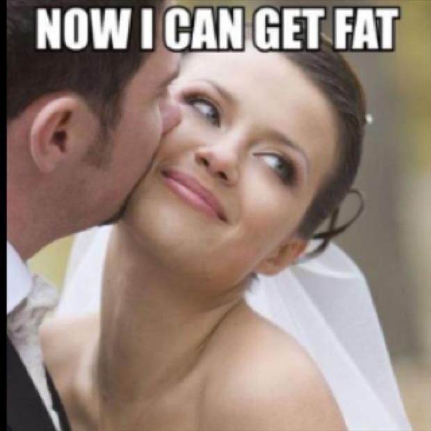 mariage mariee heureuse