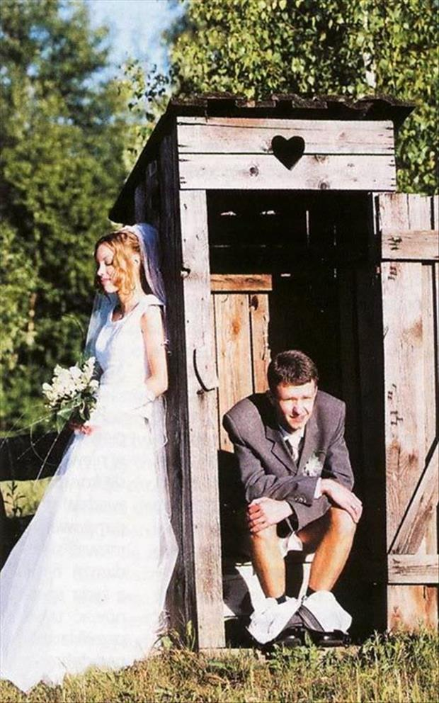 marie au toilette