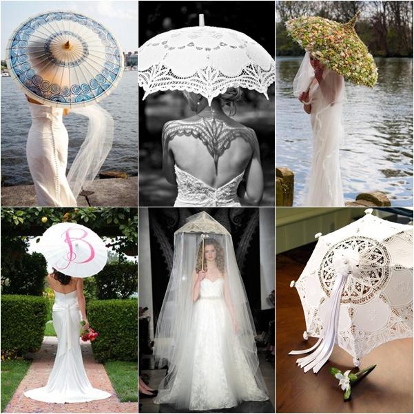 montage ombrelles