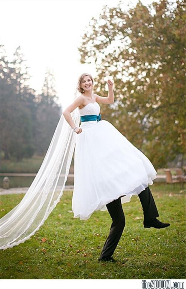 montage photo rigolote mariage