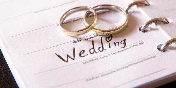 organisation de mariage questions