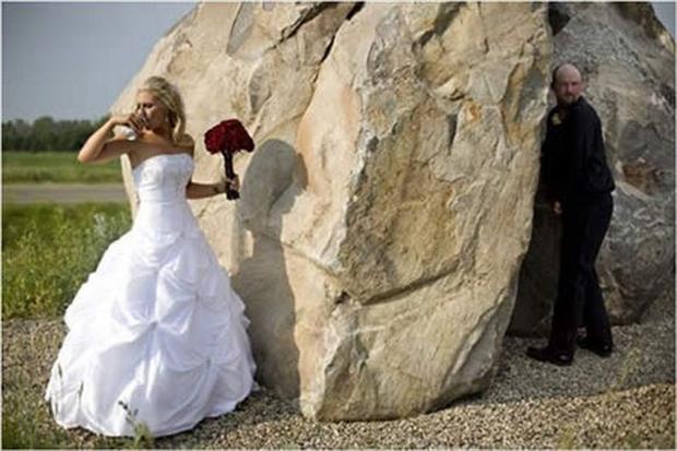 20 photos de mariage mourir de rire. Black Bedroom Furniture Sets. Home Design Ideas
