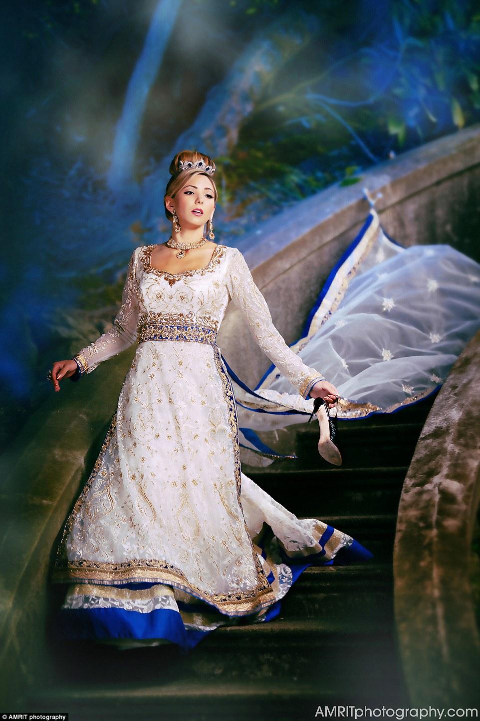 princesse disney indienne cendrillon