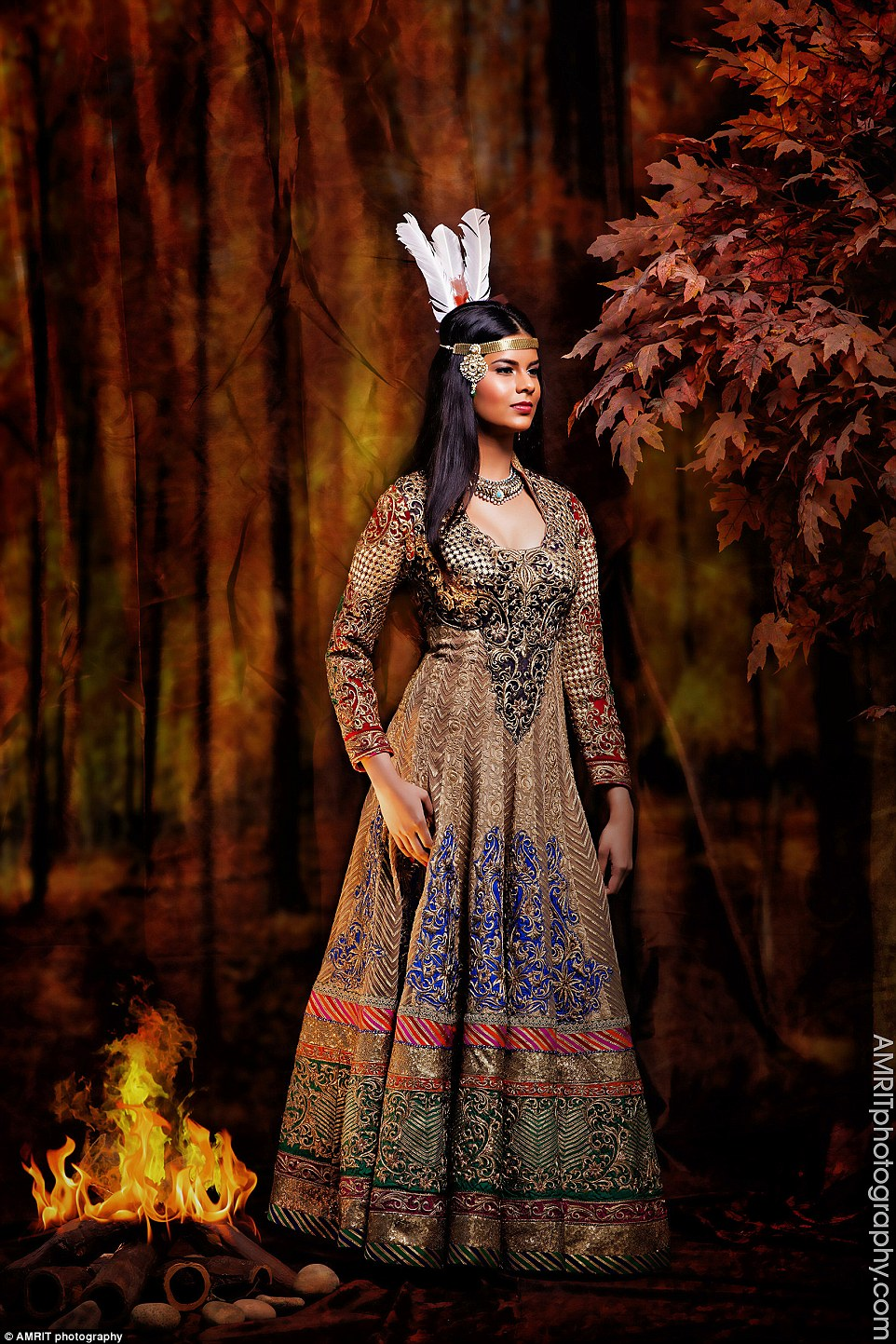 princesse disney indienne pocahontas
