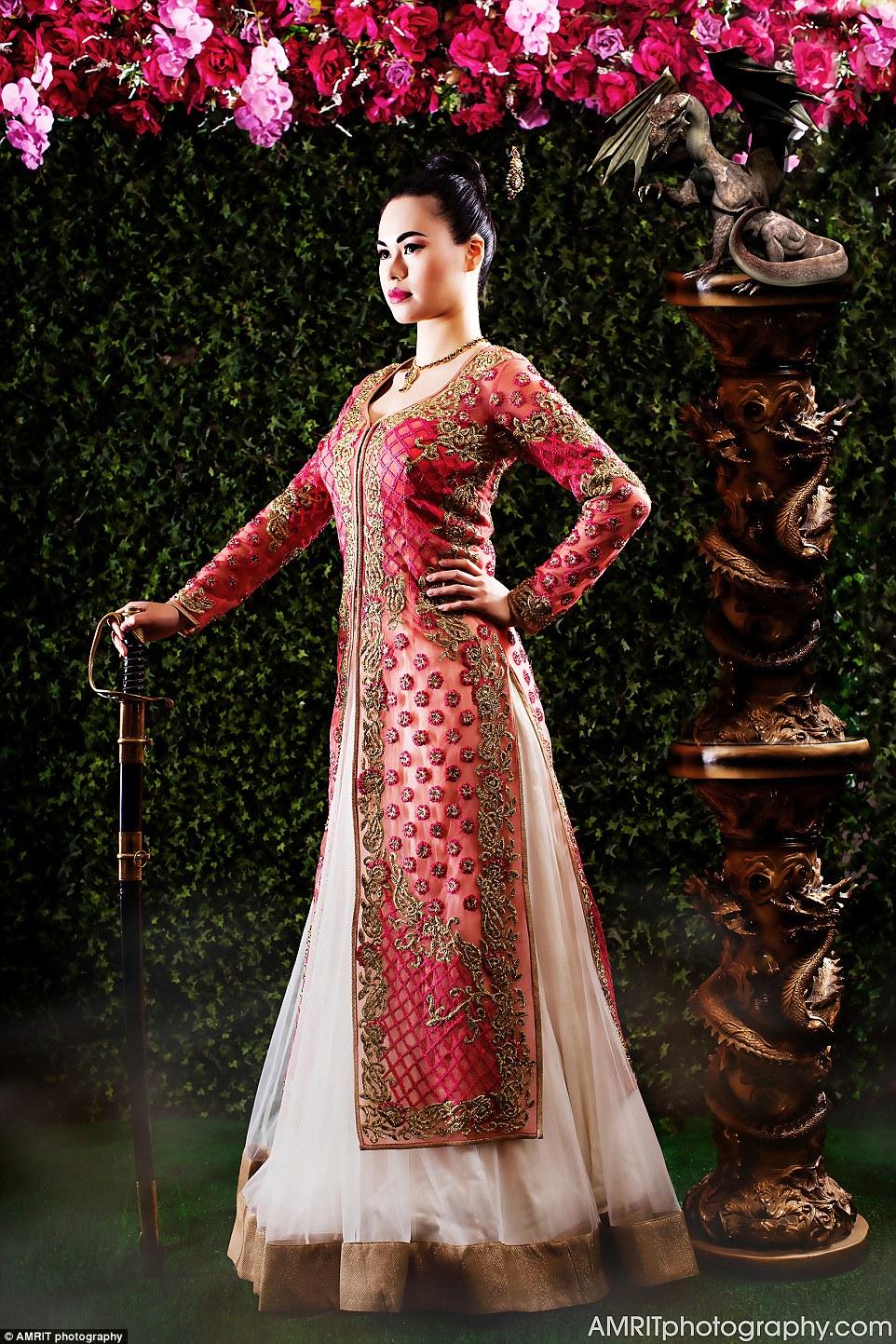 princesse indienne disney mulan
