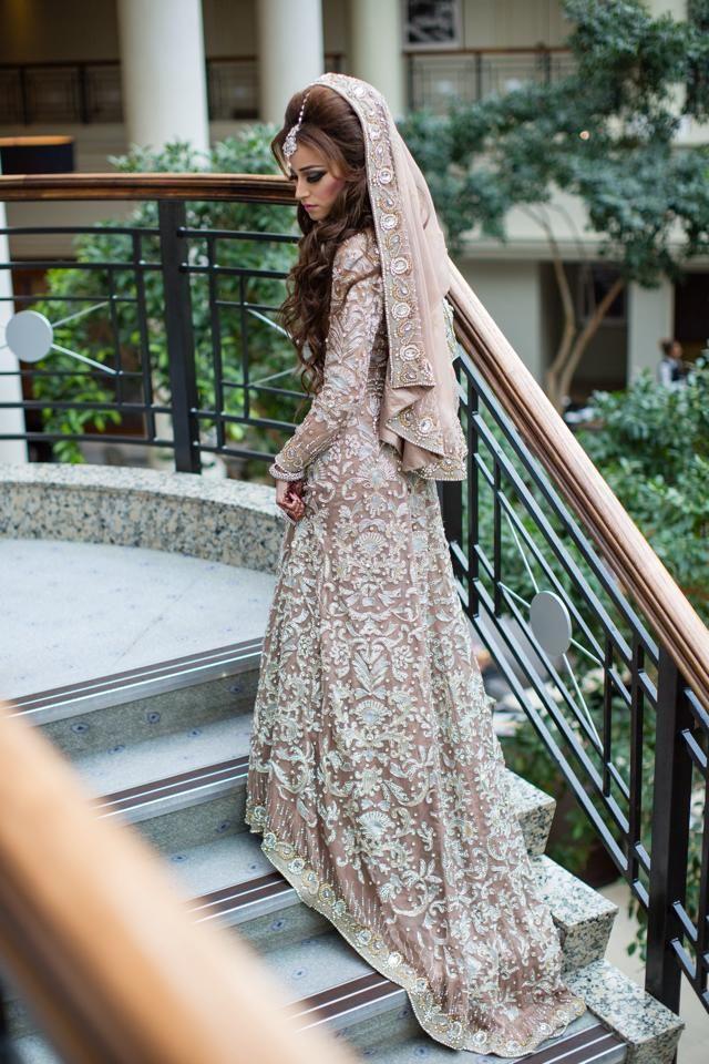 robe de mariee indienne