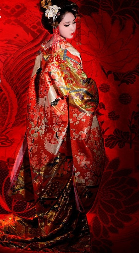 robe de mariee chinoise