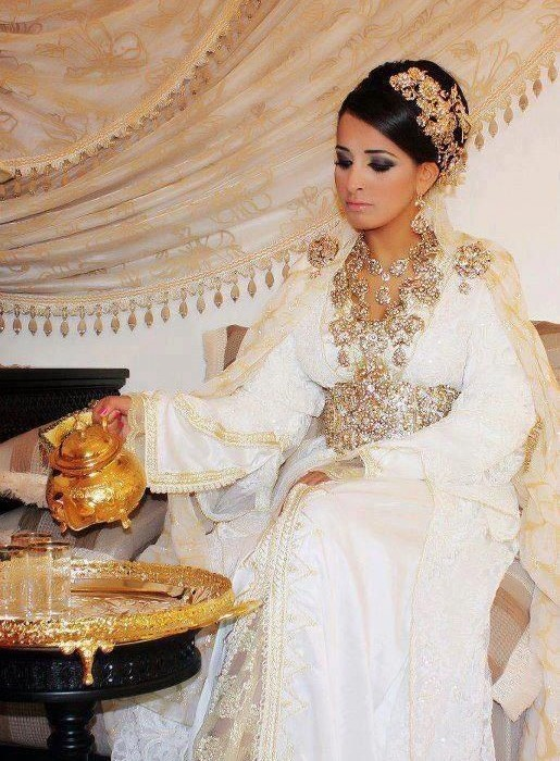 robe de mariee marocaine - Mariage.com
