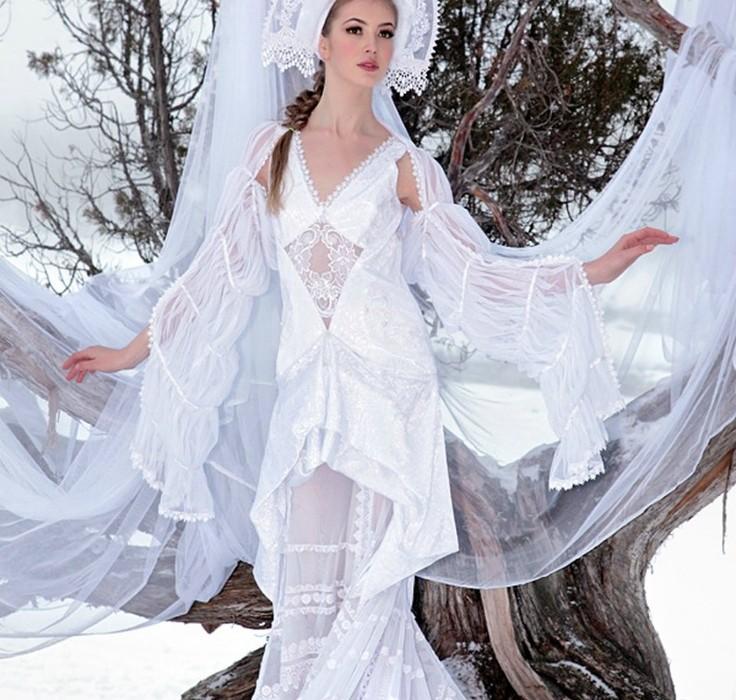 Robe de mariee russe for Concepteur de robe de mariage russe