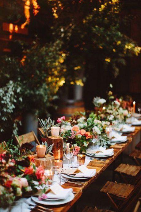 Repas De Mariage Buffet Ou Diner Assis Mariage Com