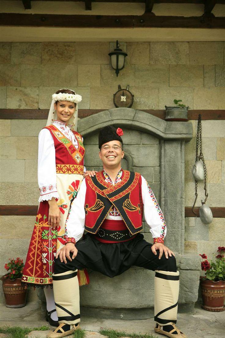 tenues mariage bulgare