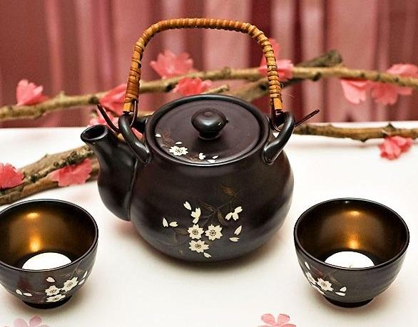 theiere japonaise mariage