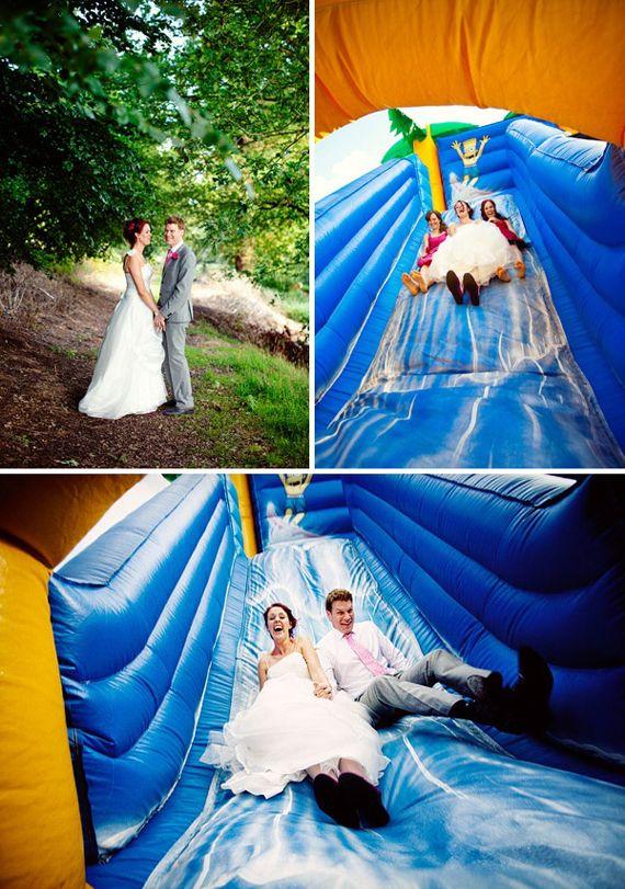 toboggan mariage kermesse