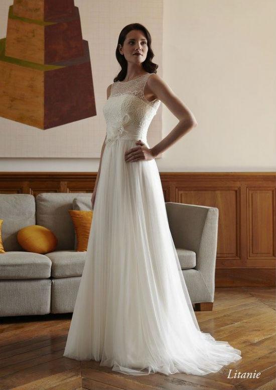 Robe de mariee quelle forme pour ma silhouette