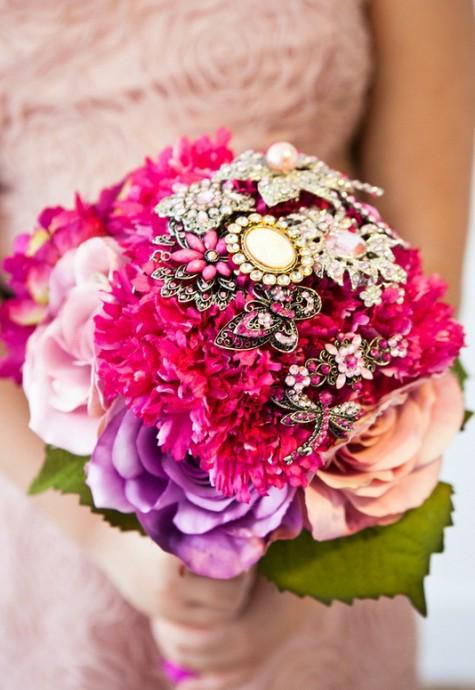 bijoux pour bouquet mariage (2)