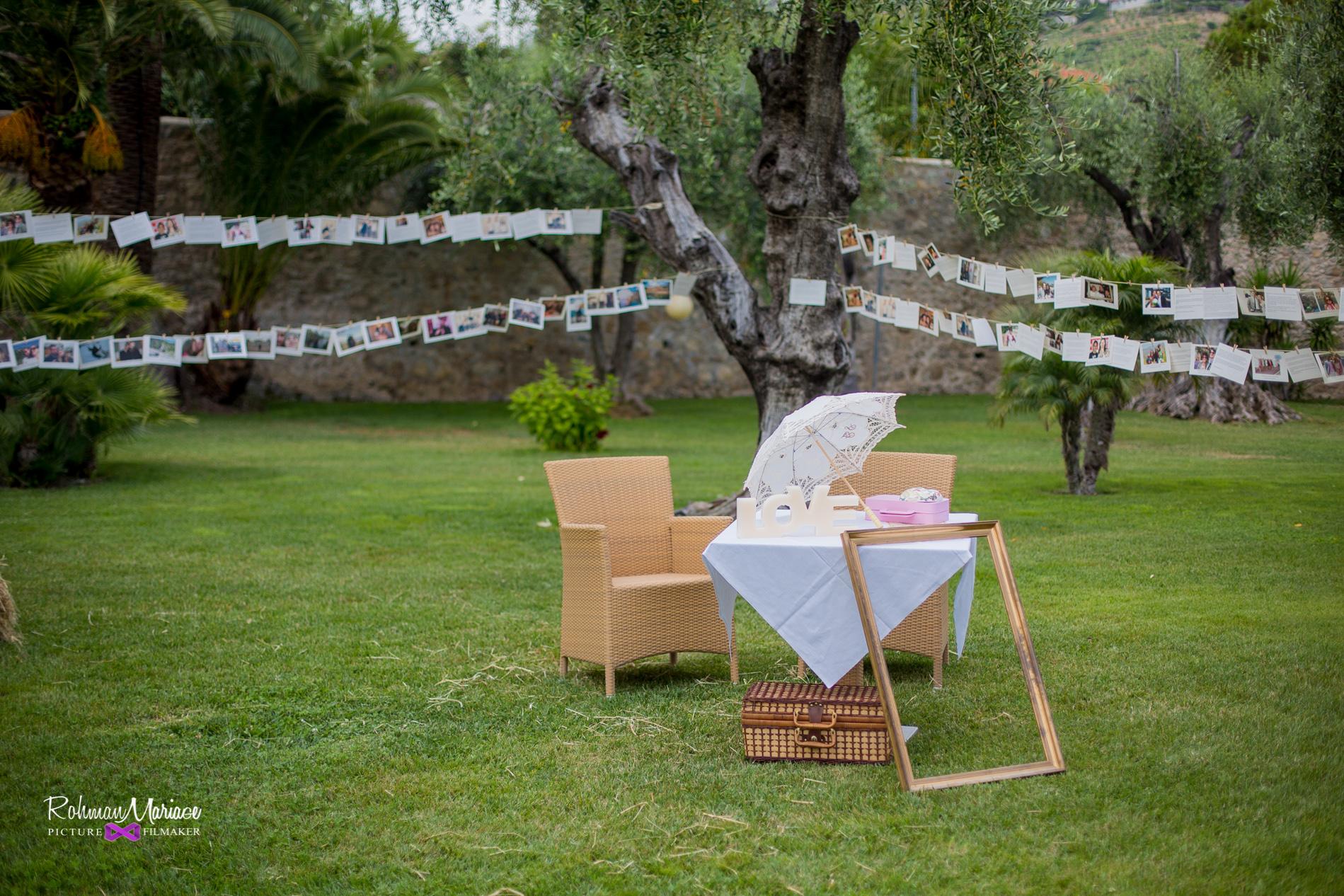 decoration vintage mariage sophie et fabien