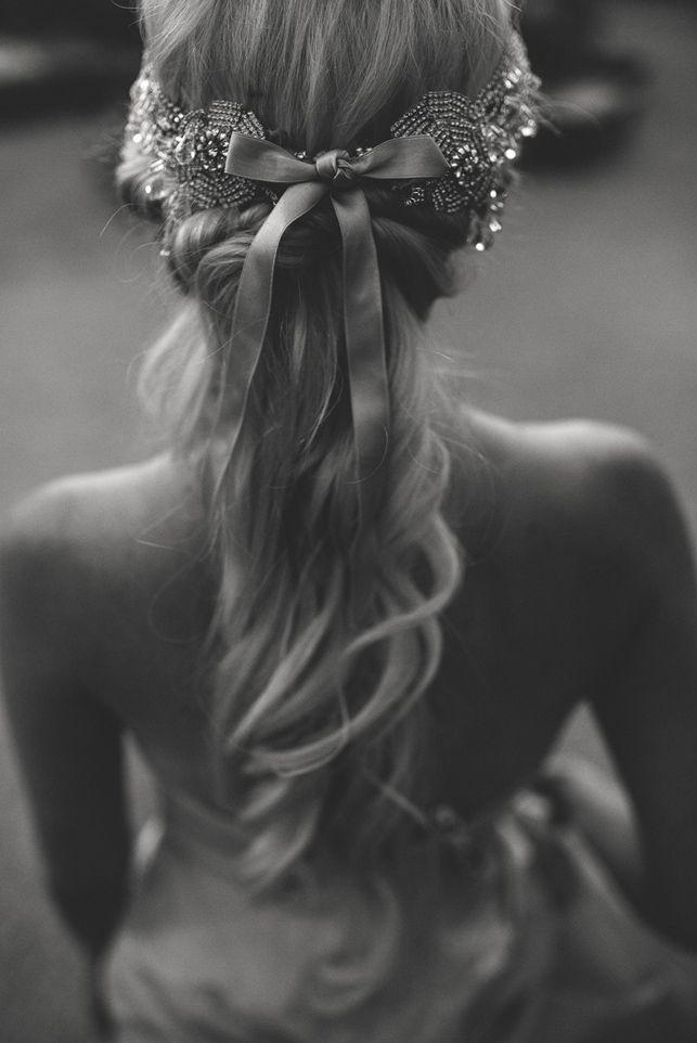 didademe noeud dans les cheveux