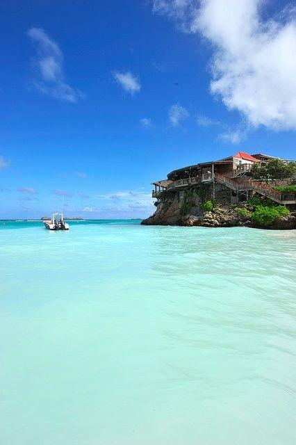 saint-barthélemy-mariage-voyage-eau turquoise