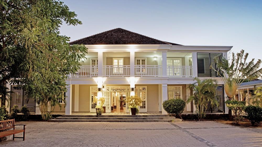 exterieure lux hotel reunion