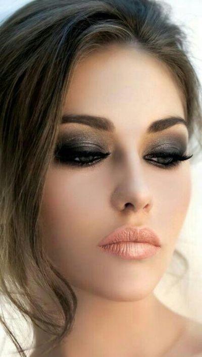 Super 10 make up de mariée canons vus sur Pinterest - Mariage.com WT28