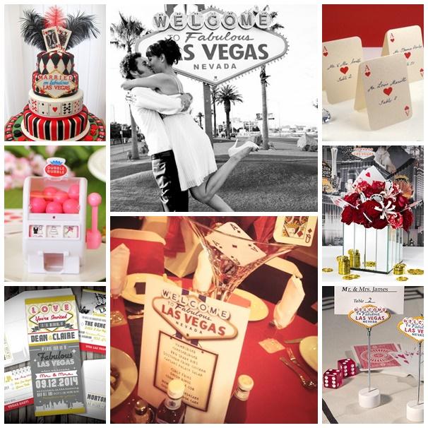 Un mariage inspiration voyage Las Vegas - Mariagecom