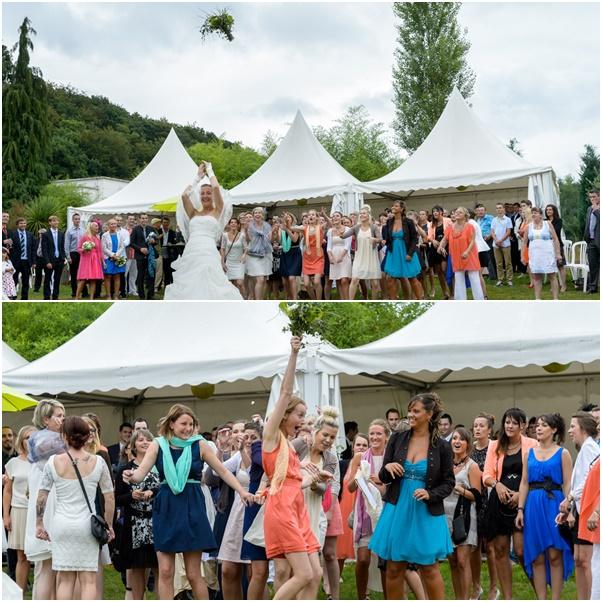 montage mariage marie et cyrille avec amis