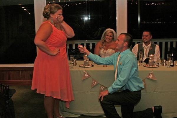 news polemique car demande en mariage a un mariage