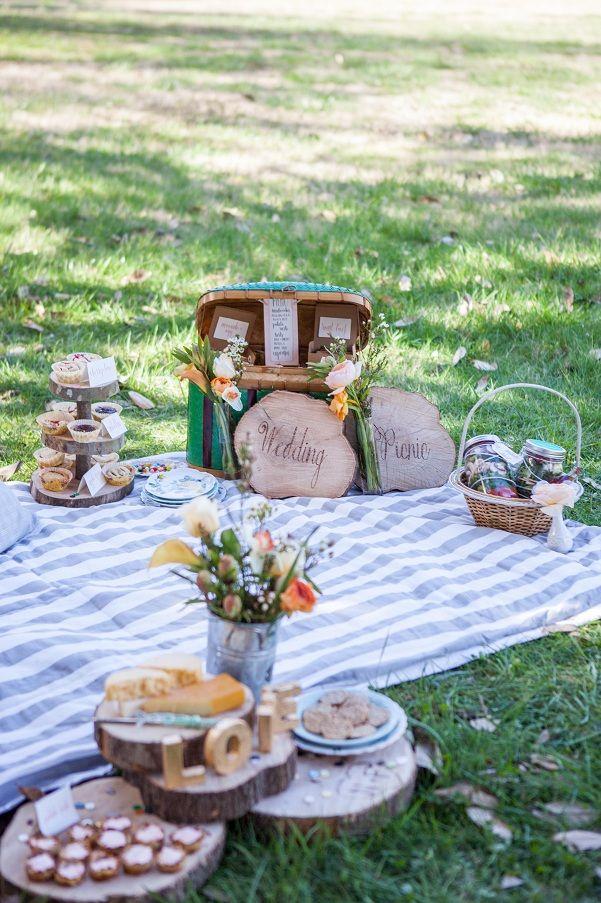 Bien-aimé 6 bonnes raisons d'organiser un pique-nique pour son mariage  RZ51