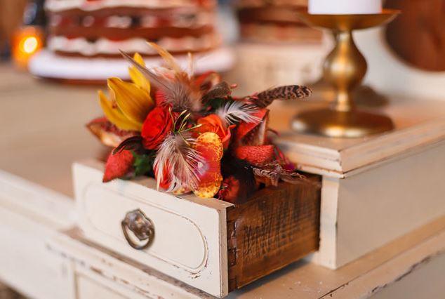 plume decoration mariage (2)