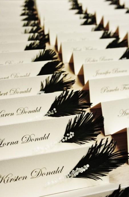 plume decoration mariage (9)