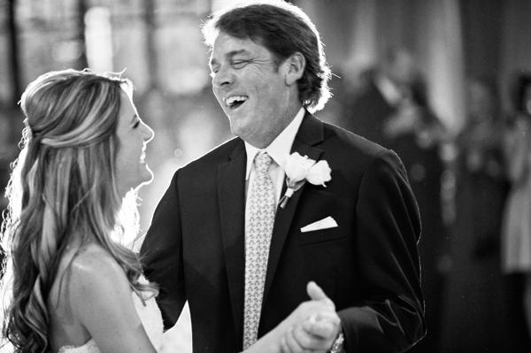 premiere danse mariage avec son pere