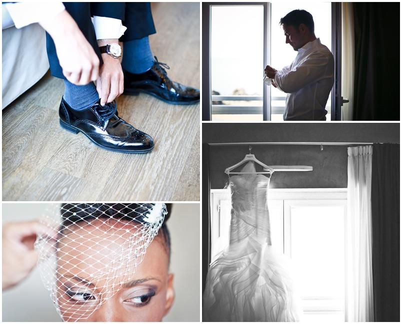 preparation des maries