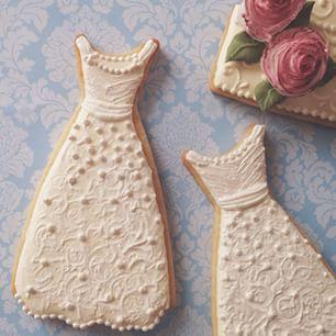 La recette incontournable du fameux biscuit «robe de mariée»