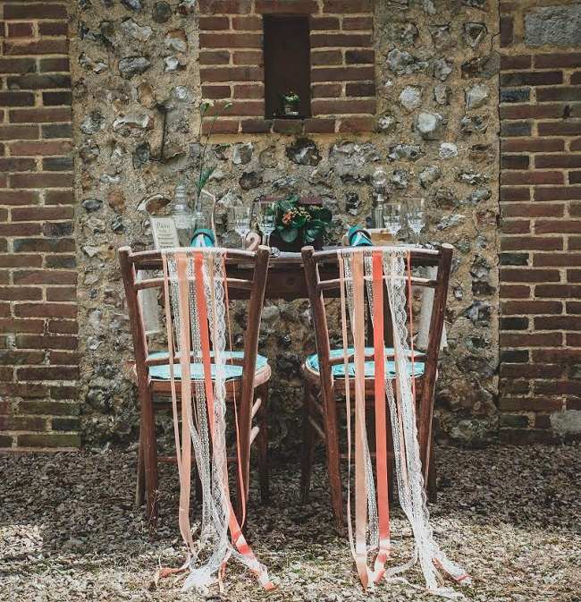 shooting inspiration chaises mariage